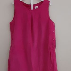 Pink cordoroy jumper - Sz 4